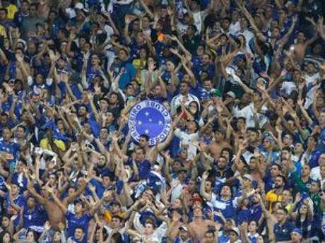 A torcida do Cruzeiro será um dos trunfos para gerar novas parcerias comerciais para o clube- (Foto: Ramon Bitencourt/LANCE!Press)