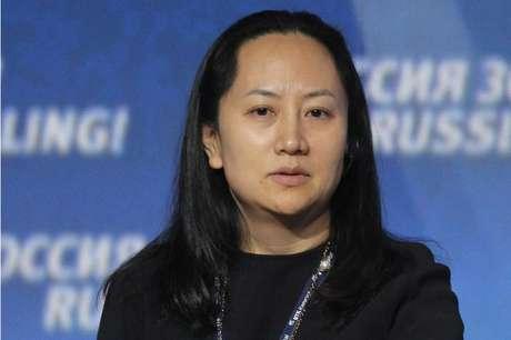 Meng Wanzhou, filha mais velha Ren Zhengfei, ascendeu a postos importantes da companhia do pai