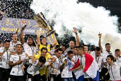 O Corinthians bateu o seu grande rival Palmeiras, em pleno Allianz Parque, para conquistar o segundo título estadual consecutivo em 2018