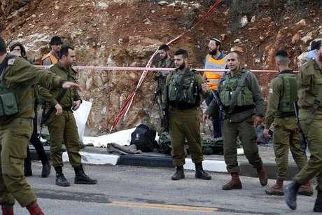 Cisjordânia vive onda de violência.