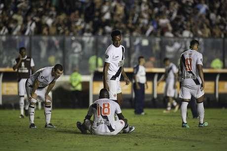 O Vasco foi o único time brasileiro que chegou até a fase de grupos da Libertadores a não avançar para as oitavas de final