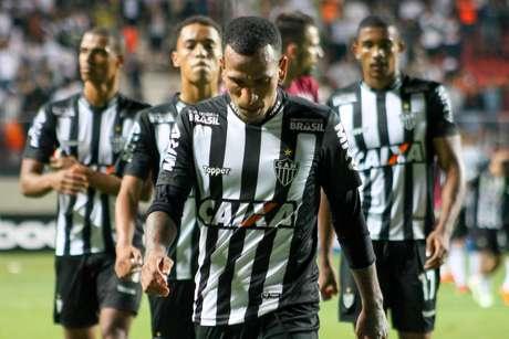 O Atlético-MG foi eliminado na primeira fase da Copa Sul-Americana de 2018 pelo San Lorenzo (ARG)