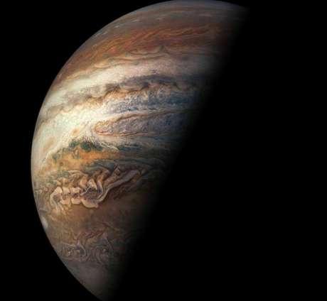 A missão tem o objetivo de descobrir a estrutura profunda de Júpiter e o segredo de sua formação.