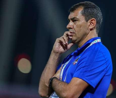 Fábio Carille ficou no Al-Wehda por sete meses.