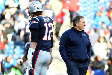 A dupla vencedora do New England Patriots (NFL.com)