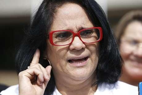 A futura ministra da Mulher, Família e Direitos Humanos, Damares Alves