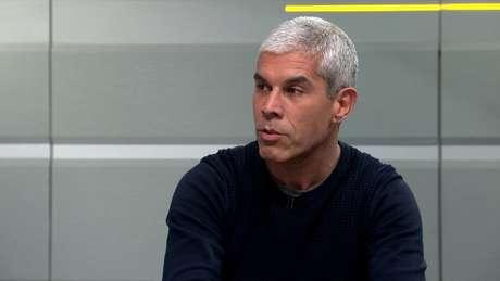 Ricardinho é comentarista do SporTV