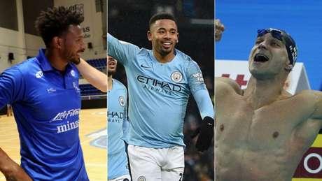 Leandrinho é jogador do Minas, Jesus marca duas vezes e brasileiros brilham no mundial da China (Divulgação, AFP)