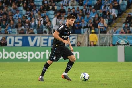Kannemann pode deixar o Grêmio pelo Boca Juniors