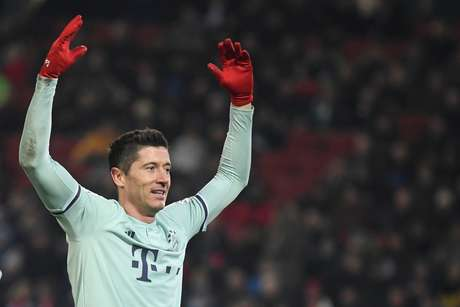 Bayern de Munique conquistou a terceira vitória seguida no Campeonato Alemão