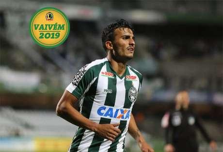 Guilherme Parede pode deixar o Coritiba (Foto: Divulgação/Coritiba)