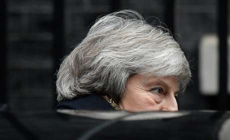 Primeira-ministra britânica, Theresa May 10/12/2018 REUTERS/Toby Melville