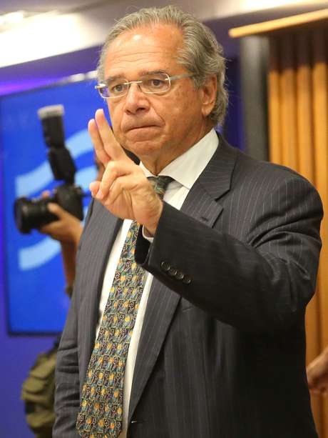 Paulo Guedes, ministro da Economia 17/12/2018 REUTERS/Sergio Moraes