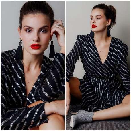 Camila Queiroz (Fotos: @camilaqueiroz/@marcifreitas/Instagram/Reprodução)