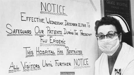 Desde 1918, muitas sociedades desenvolveram serviços médicos muito mais avançados e campanhas de saúde pública que poderiam deter a disseminação de epidemias