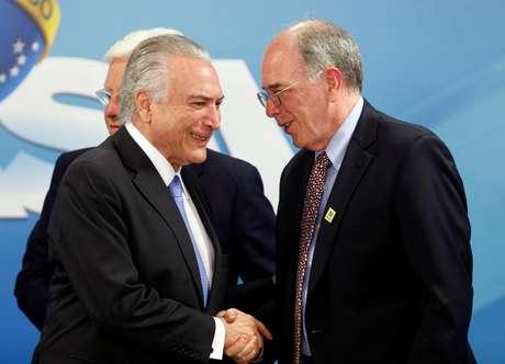 Pedro Parente pediu demissão da Presidência da Petrobras depois da greve dos caminhoneiros, que eclodiu em maio