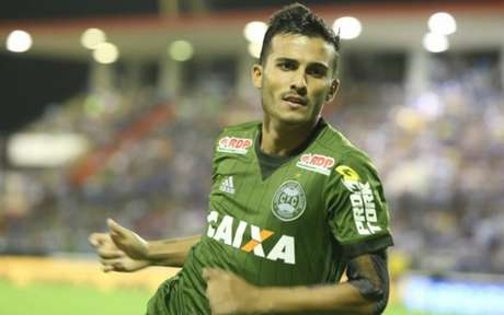 Guilherme Parede marcou 12 gols em 2018 (Foto: Divulgação/Coritiba)