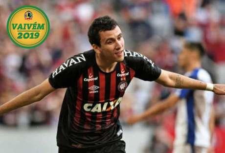Pablo está muito próximo de assinar com o São Paulo (Foto: Miguel Locatelli/ Site oficial)