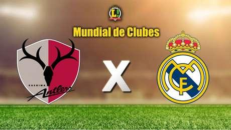 Jogo entre Kashima Antlers e Real Madrid será em Abu Dhabi, capital dos Emirados Árabes