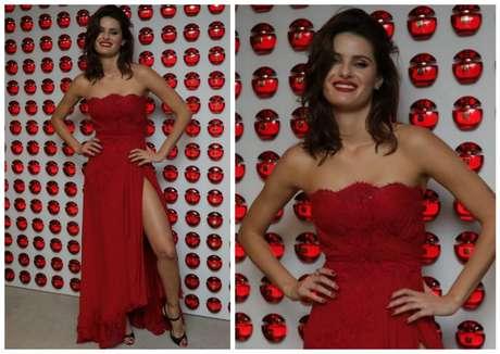 Isabelli Fontana (Foto: Brenno da Mata/Divulgação)