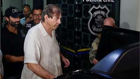 João de Deus se entregou à polícia no domingo, 16 de dezembro
