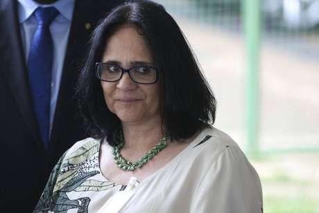 A futura ministra da Mulher, Família e Direitos Humanos,Damares Alves