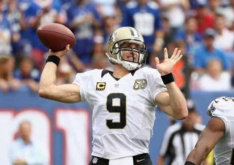 Brees é o craque de New Orleans Saints (AFP)