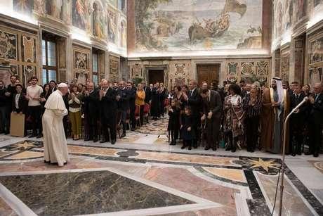 Papa promete que Igreja não vai ignorar abusos sexuais