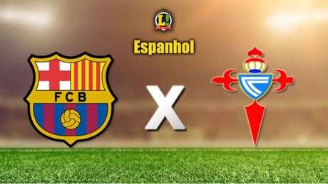 Barcelona x Celta é uma das grandes partidas da 17ª rodada do Campeonato Espanhol (L!)