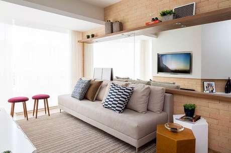 9. Quando a organização de casa se tornar hábito, seus ambientes ficarão ainda mais bonitos. Projeto de Studio Novak