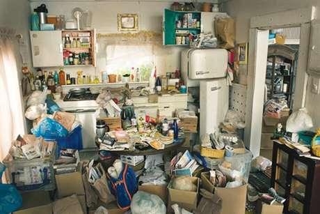 3. Evite o acúmulo de objetos que você não usa. Foto de Arqblog