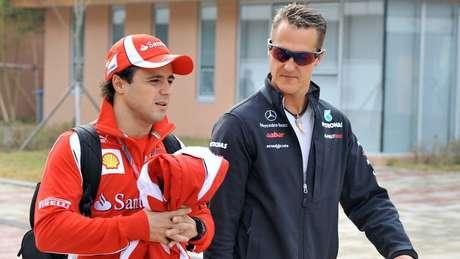"""VÍDEO: """"Schumacher não respira por aparelhos"""", afirma jornal britânico"""