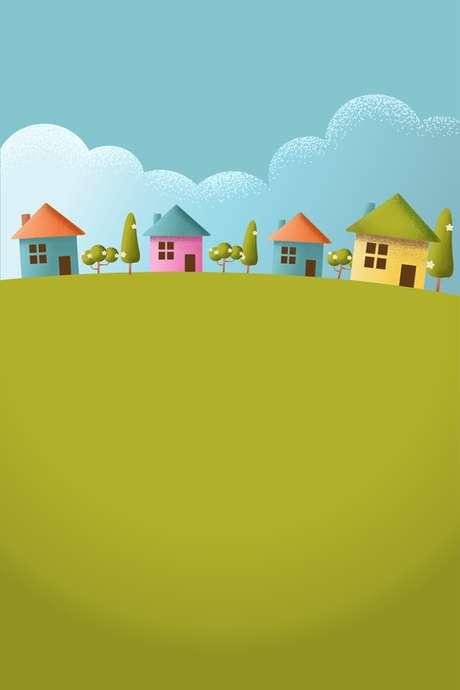 Da simplicidade da aldeia