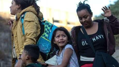 Esta é a segunda vez que uma criança migrante sob custódia do governo americano morre neste mês