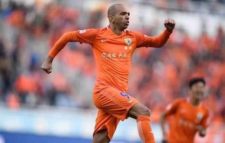 Atualmente joga pelo Shandong Luneng