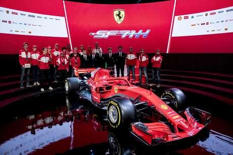 Ferrari, Renault e Racing Point têm datas de lançamento dos carros da F1 2019 definidas
