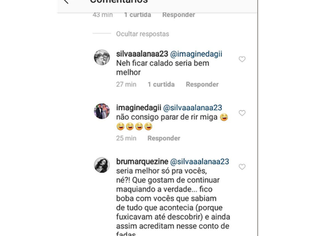 Bruna Marquezine rebate fã que pedia volta dela com Neymar