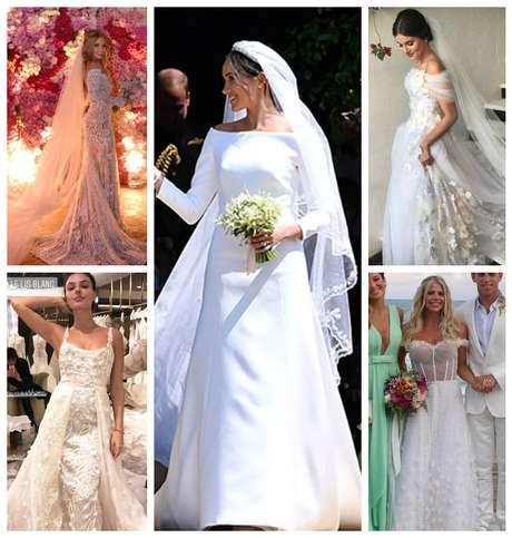 Casamentos famosos de 2018 (Fotos: Reprodução/AgNews)