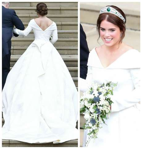 Princesa Eugenie (Fotos: Reprdoução/www.royal.uk)
