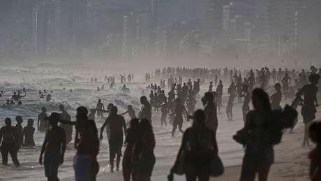 Há relatos de pessoas que conseguiram sobreviver a uma temperatura 127º C