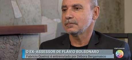 Fabrício Queiroz ganhou 22 minutos no horário nobre da TV para se defender