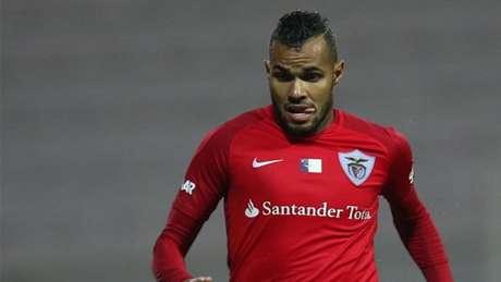 Fernando marcou três gols no atual Campeonato Português (Foto: Reprodução)