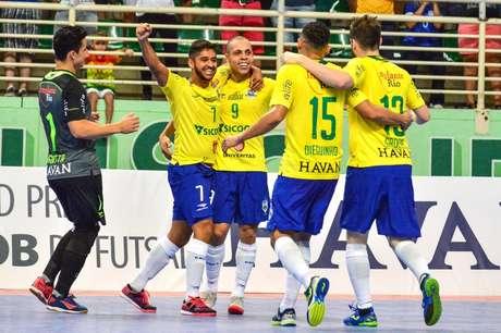Seleção Brasileira de futsal é convocada par amistosos contra Portugal e  Espanha (Foto  Divulgação 6f476307560c6