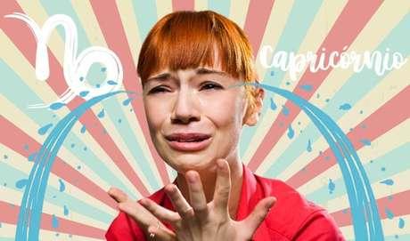 CAPRICÓRNIO - Mesmo se Capricórnio sentir vontade de chorar, vai engolir o choro e focar nos problemas maiores. Responsável do jeito que é, não faz sentido ficar se lamentando e deixar as coisas desandarem.