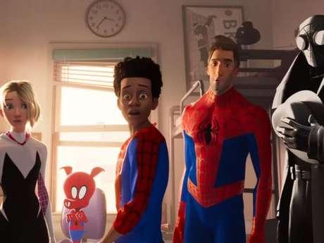 """""""Homem-Aranha: no Aranhaverso"""" é o filme de super-herói que a gente pediu"""