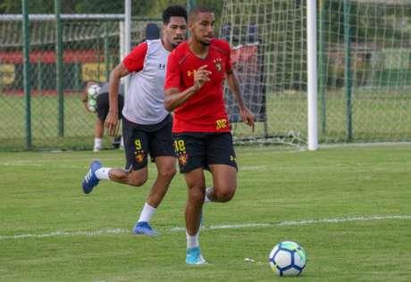 Jair é quase reforço do Galo para o meio de campo em 2019- Williams Aguiar/Divulgação Sport