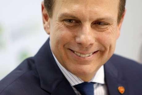 Governador do Estado de São Paulo, João Doria. 17/10/2017. REUTERS/Adriano Machado.