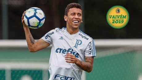 Lateral-direito de 30 anos de idade acertou novo vínculo com o Verdão até o final de 2022 (Marcello Zambrana/AGIF)