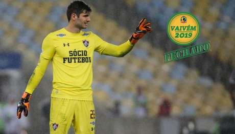 Júlio César acertou com o Grêmio (Foto: AFP)
