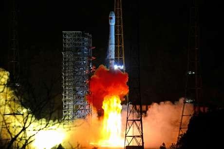 Chang'e 4 é lançado ao espaço para a missão